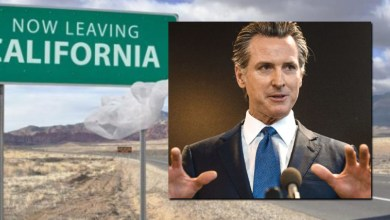 Photo of California Governor Gavin Newsom bans exodus and other forms of fleeing the state