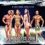 2016 Showdown of Champions Poster