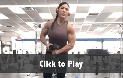 Video from Gina Davis on how to do a multi-angular bicep curl