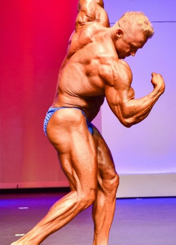 Scott Burnett bodybuilder in tulsa oklahoma