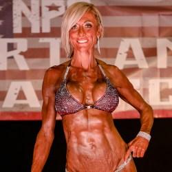 Brunetta Orr, Bikini Athlete