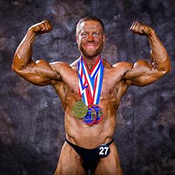 Kyle Babcock, NPC bodybuilder