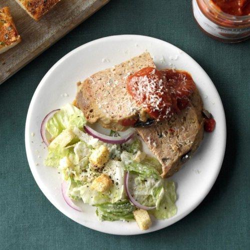 Pizzaiola Meatloaf recipe