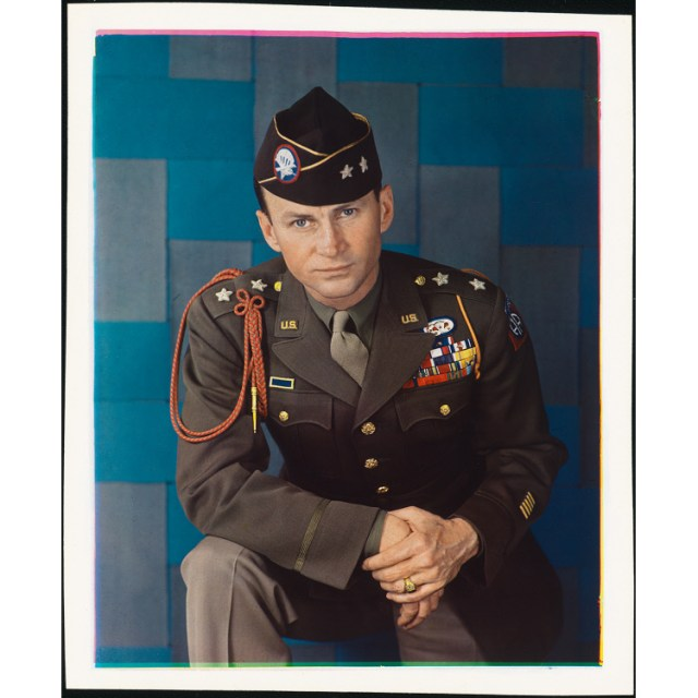 Major General James Gavin | National Portrait Gallery