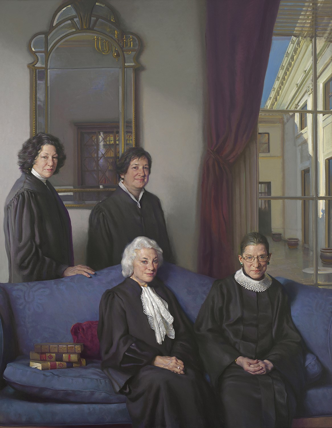 The Four Justices