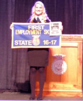State Champion_Employment Skills_Tabitha Dove