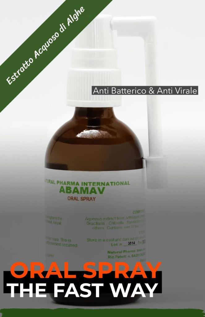 Abamav Oral Spray x 3 ( in offerta )