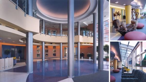 Bristol-Myers Squibb Children's Hospital