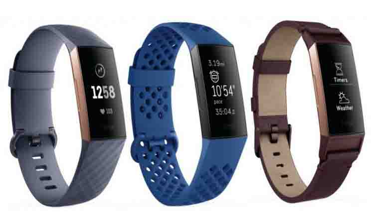 Fitbit Charge 3 in India for Rs 13,990 - NP News24 - Business