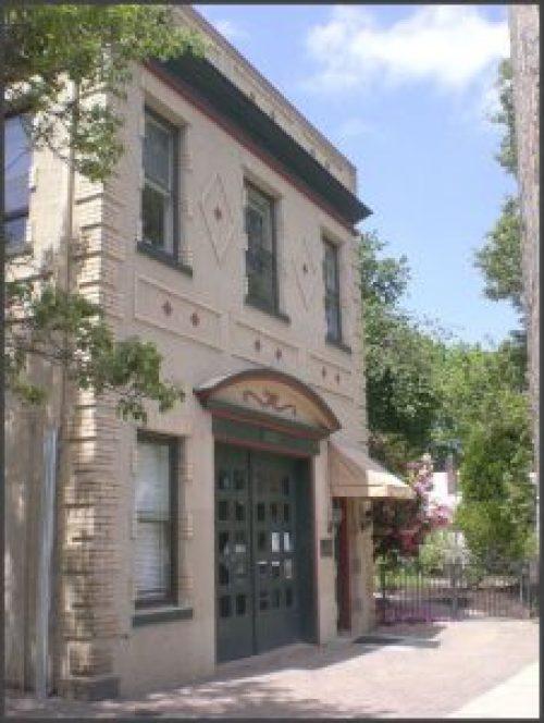 Historic Kenton Firehouse
