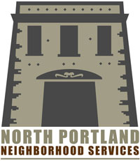North Portland Neighborhood Services logo