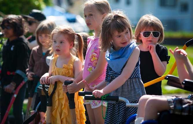 Harpers Playground opening
