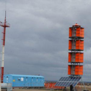 Многомодульный ветро-солнечный комплекс гарантированного электроснабжения «Буран»