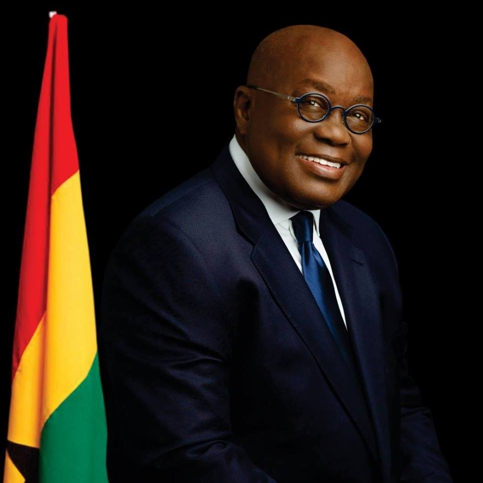 President of the Republic of Ghana