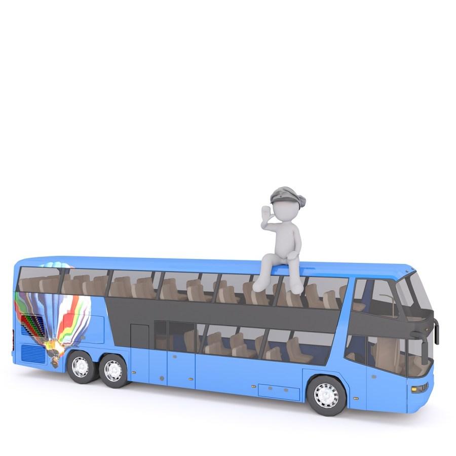 driver, bus, befordern