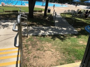 Forest Park pool. Photo by Kim Conrow