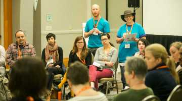 16NTC Recap #1: Bridging the Divide: Online and Offline Community Managers