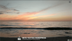 Beta Testing WordPress for WP4Good Club