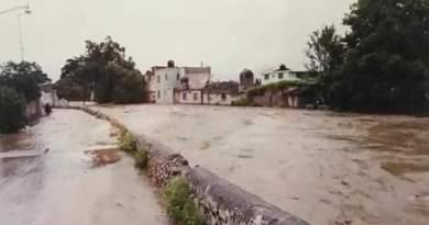 Hace 22 años la región Tulancingo sufría una severa inundación