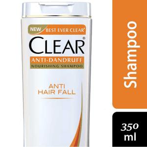 Clear Shampoo AHF 350 ml