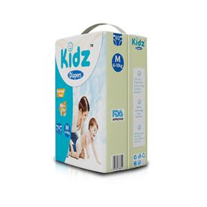 Kidz Diaper M 62