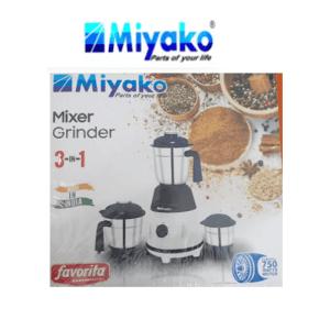 Miyako mixer grinder