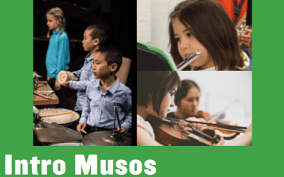 Intro to Music Course- 5- 8 year olds