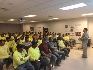 NRCGA Excavator Training