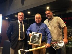 2019 Silver Shovel Award Winner