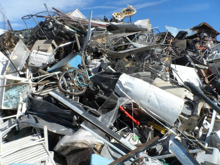Scrap Metal Recycling Drive to Support LPS