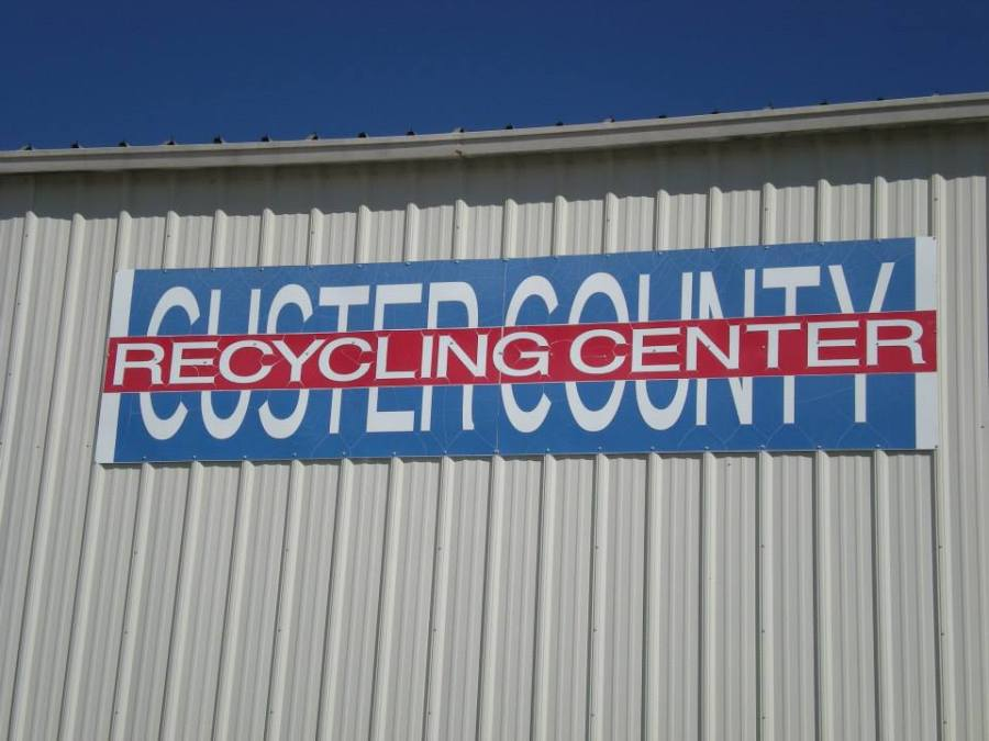 Custer County Recycling: A recycling hub in the Sandhills