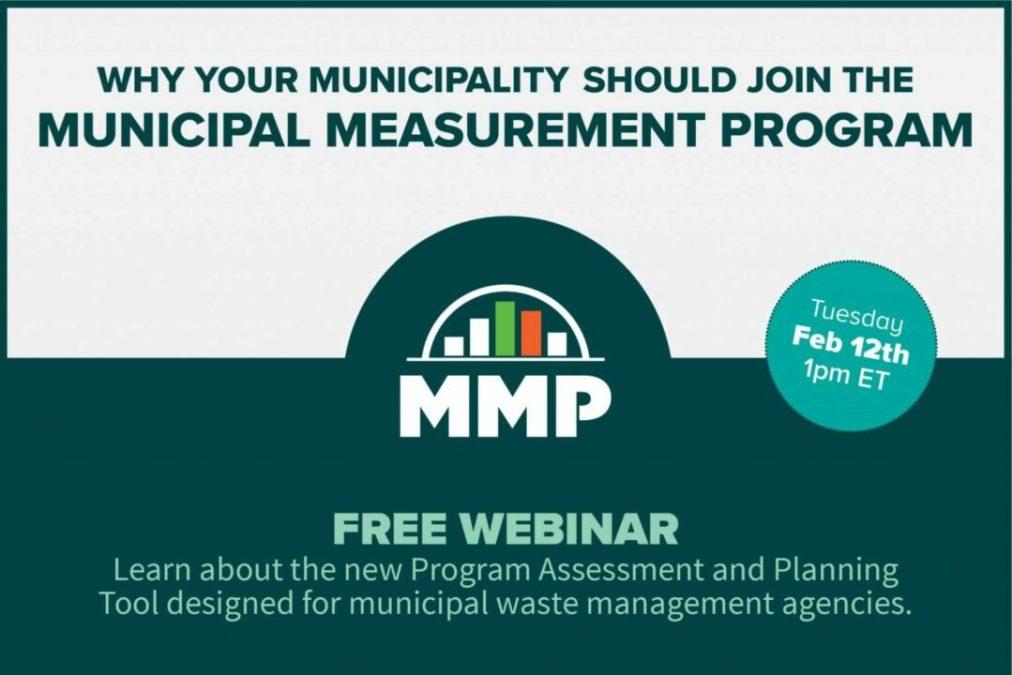 Municipal Measurement Program Webinar Feb 12th