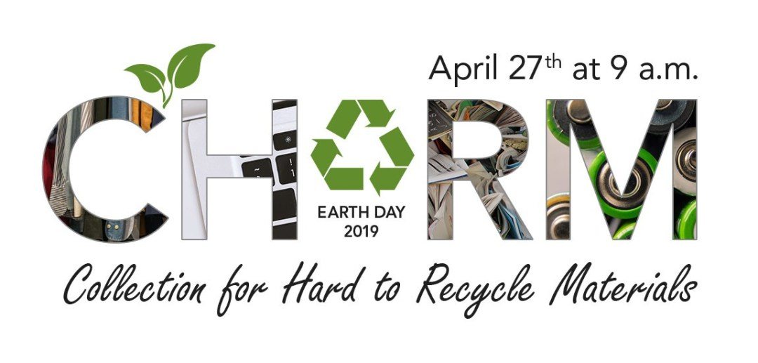Free Collection Event for Electronics, Scrap Metal, Batteries, Household Goods and Document Shredding on Earth Day, April 27th