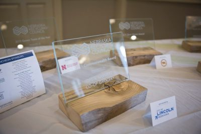 Annual Meeting 2019 Awards Table