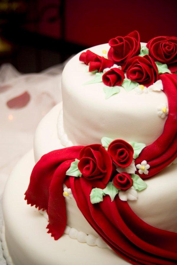 intermediate cake
