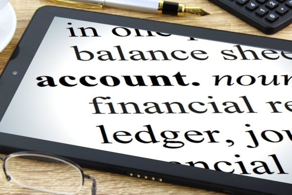 account definition picture