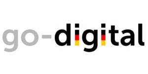 NOTREAL go-digital Logo