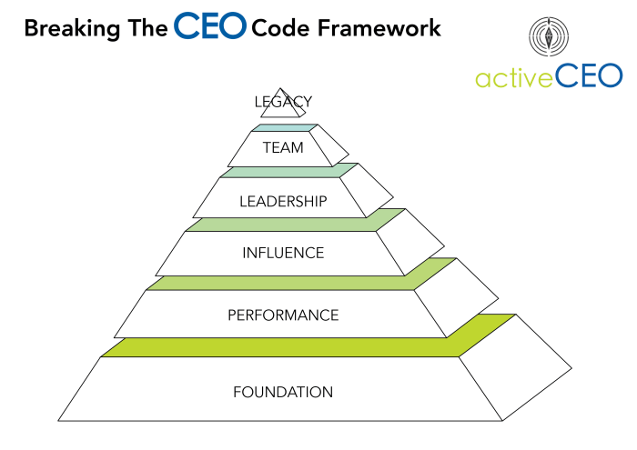 active CEO Breaking The CEO Code