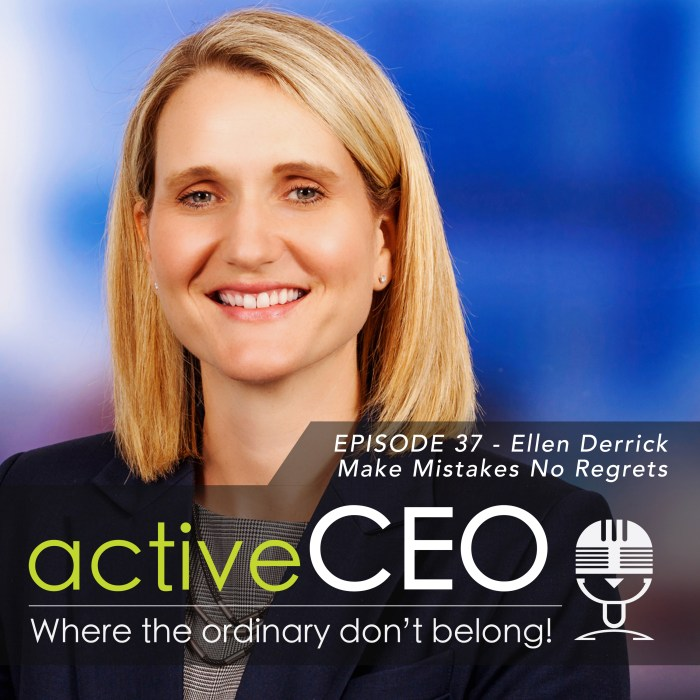 active CEO Podcast Ellen Derrick Deloitte
