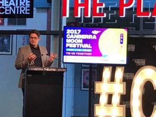 Canberra Moon Festival Media Launch