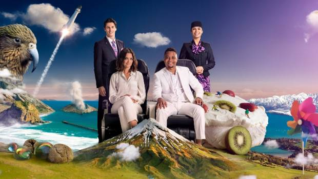 Air New Zealand's Coolest Safety Video