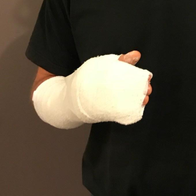 NRG Band-aid 13072018