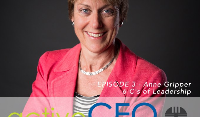 Anne Gripper 6 C's of Leadership