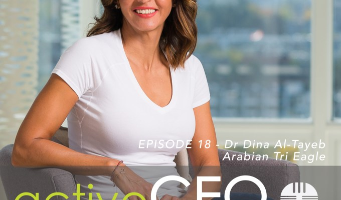 #18 Dr Dina Al-Tayeb Arabian Tri Eagle