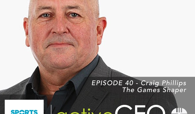 active CEO Podcast #40 Craig Phillips The Games Shaper