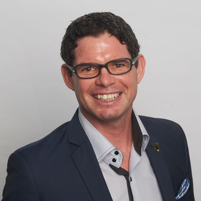 Craig Johns active CEO Photo