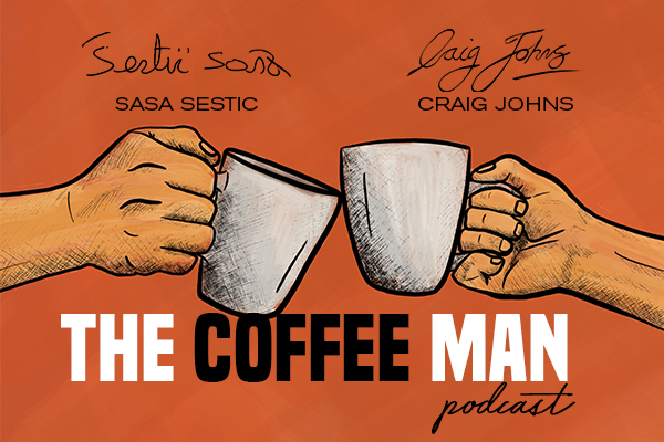 The Coffee Man Podcast