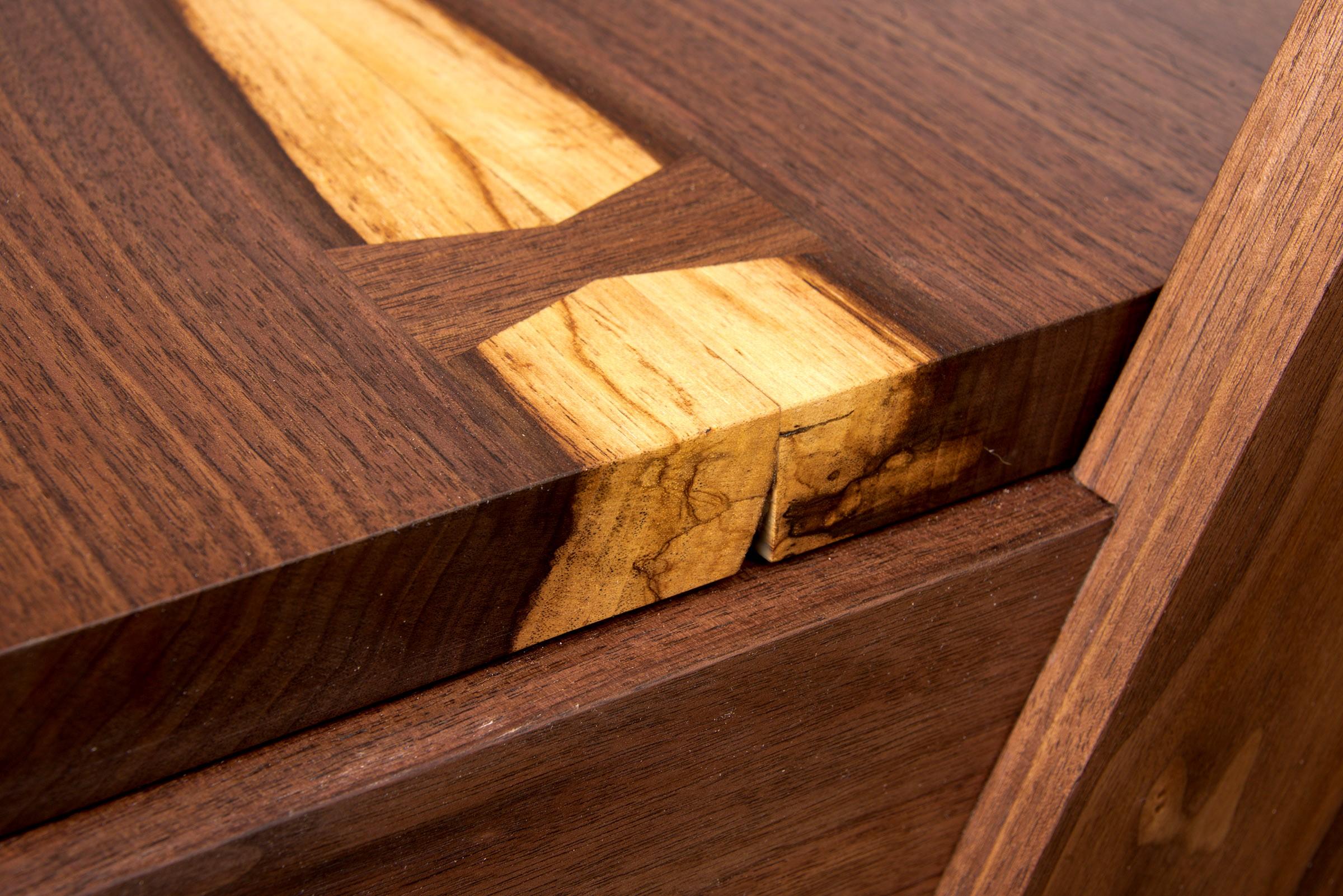 key on sapwood