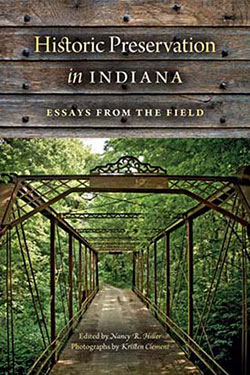 Book cover of Historic Preservation in Indiana