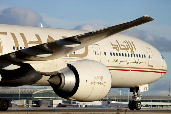 Etihad welcomes South African Airways to Abu Dhabi
